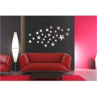 Yıldız Kümesi Dekoratif Ayna