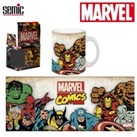 Marvel Retro Series: Marvel Ceramic Mug Kupa Bardak