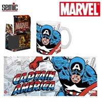 Marvel Retro Series: Captain America Mug Kupa Bardak