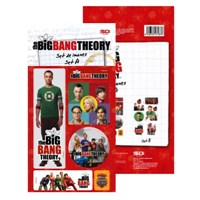 Big Bang Theory Magnet Set A Magnet Seti