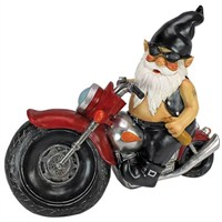 Axle Grease, The Biker Gnome