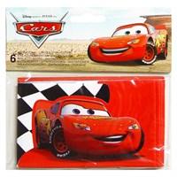 Cars Red Davetiye
