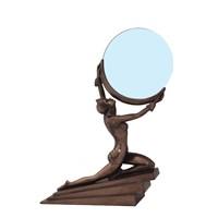 Kadın Figürlü Ayna