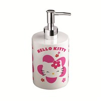 Hello Kitty Flower Sıvı Sabunluk