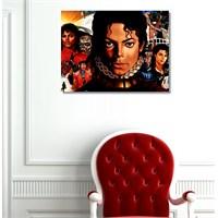 Tictac Michael Jackson1 - Kanvas Tablo - Büyük Boy