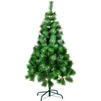 180 Cm Yeşil Renk Yılbaşı Çam Ağacı İğneli