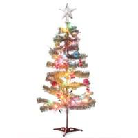 Carda Yılbaşı Ağacı 90 Cm 13 Parça Süs Ve Işıklandırma