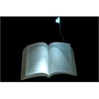 Taşınabilir Kitap Okuma Lambası