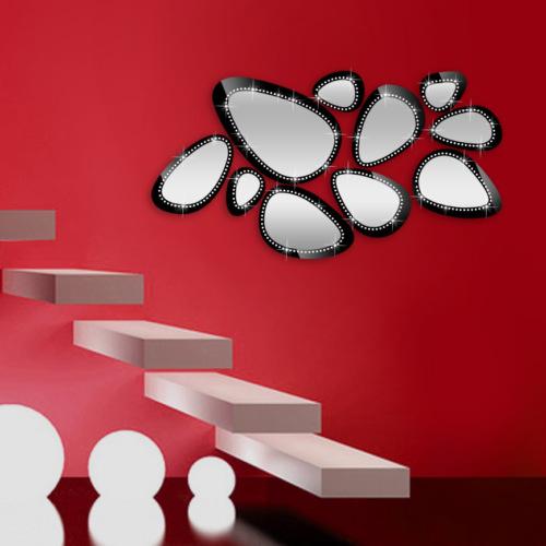 Artmodel Kristal Taşlı Ayna - Lacene