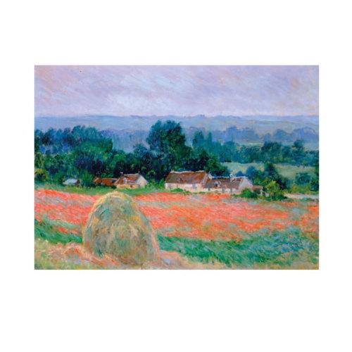 ARTİKEL Haystack At Giverny 50x70 cm KS-1142
