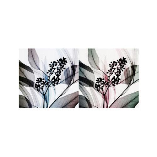 ARTİKEL The Power of Love 2 Parça Kanvas Tablo 80x40 cm KS-374