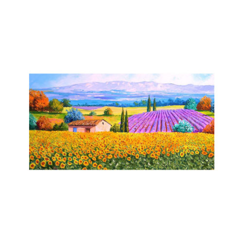 ARTİKEL One Week 2 Parça Kanvas Tablo 80x40 cm KS-859