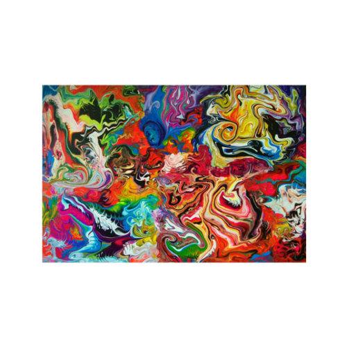 ARTİKEL Hello World! 2 Parça Kanvas Tablo 60x40 cm KS-938