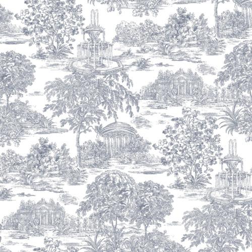 Mot Çiçekli Duvar Kağıdı 10-006303