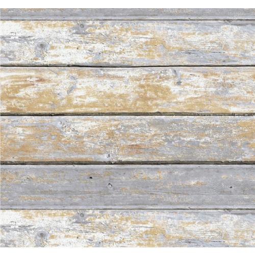 Mot Ahşap Görünümlü Duvar Kağıdı 10-002701