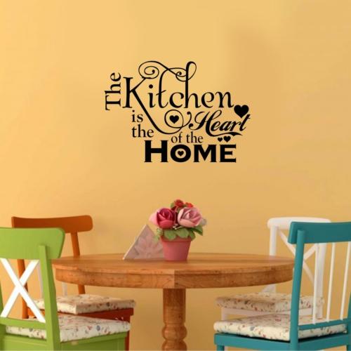 Özgül Grup Özgül Grup The Kitchen Duvar Sticker KBS-143 | 46x32