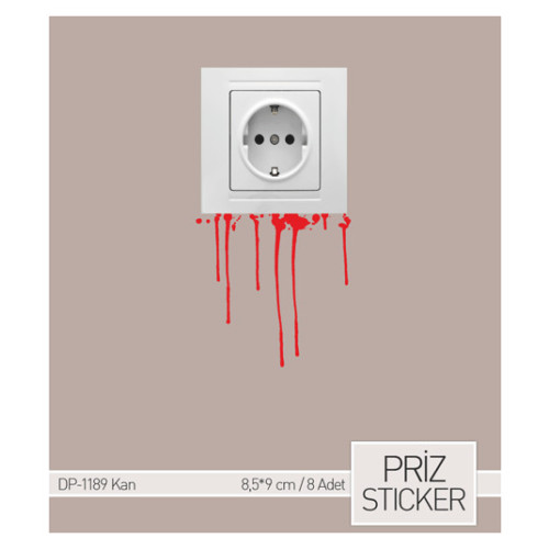 ARTİKEL Freddy Priz Sticker DP-1189
