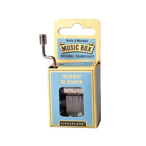 BuldumBuldum Hand Crank Music Boxes - Müzik Kutusu - Stairway To Heaven