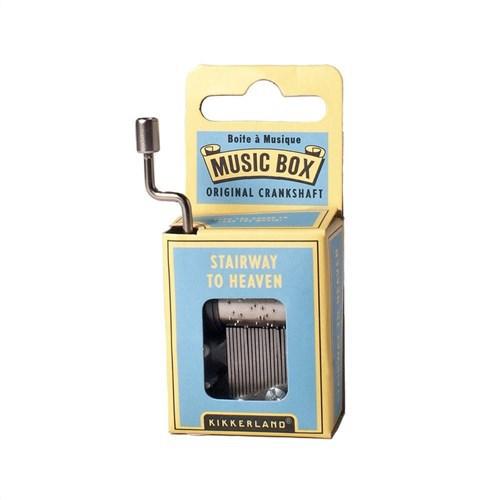 BuldumBuldum Hand Crank Music Boxes - Müzik Kutusu - Pink Panter