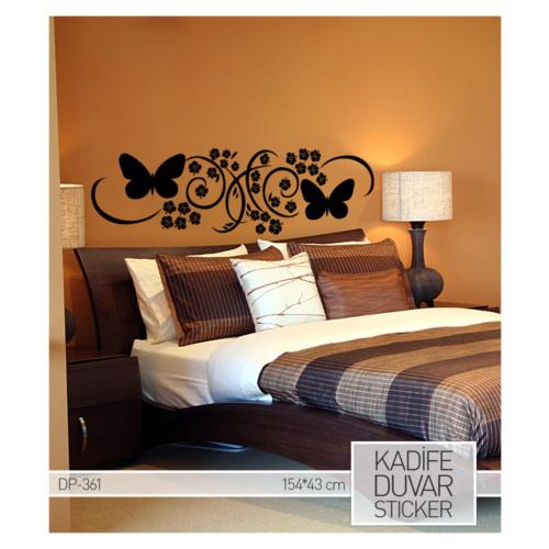 Artikel Prologue Kadife Duvar Sticker 154x43 cm DP 361