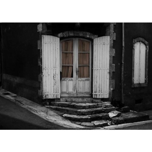 Fotocron Beyaz Kapı -3 Tablo 24X34 Cm