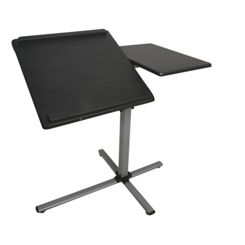 Koltuk Kenarı Yükseklik Ve Eğim Ayarlı Mouse Bölmeli Laptop Sehpası