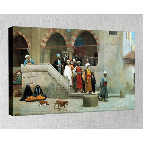 Kanvas Tablo - Osmanlı Resimleri- Osm53