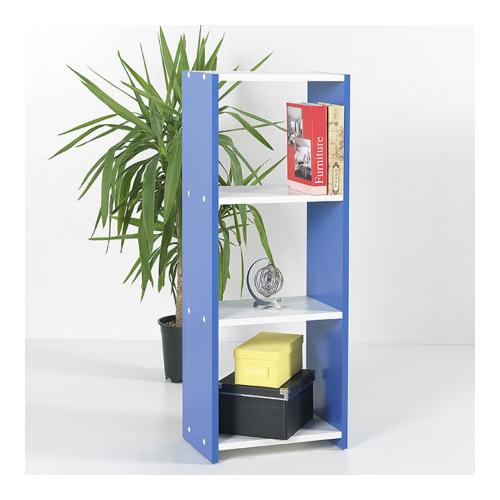 Evmanya Haus Boo Classic 1 Mavi Kitaplık