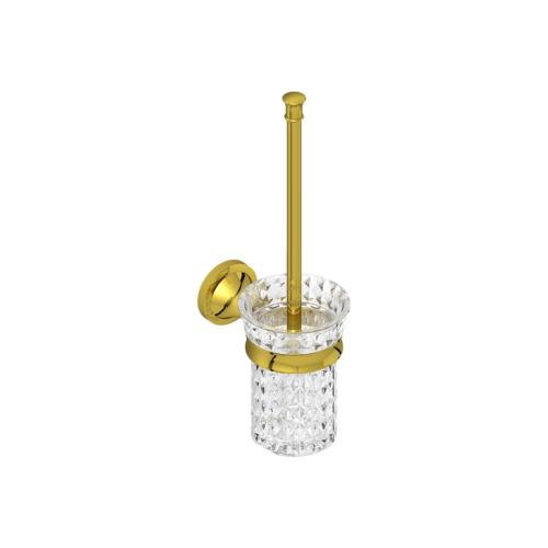 Bocchi Lombardıa Tuvalet Fırçalık, Altın