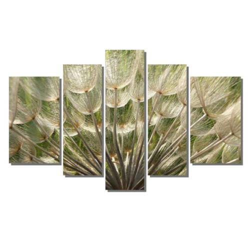 Dekor Sevgisi Dekoratif Karahindiba Tablosu 84x135 cm