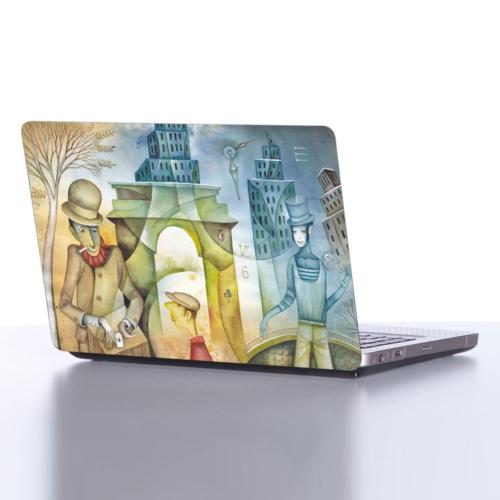 Decor Desing Laptop Sticker Dlp045