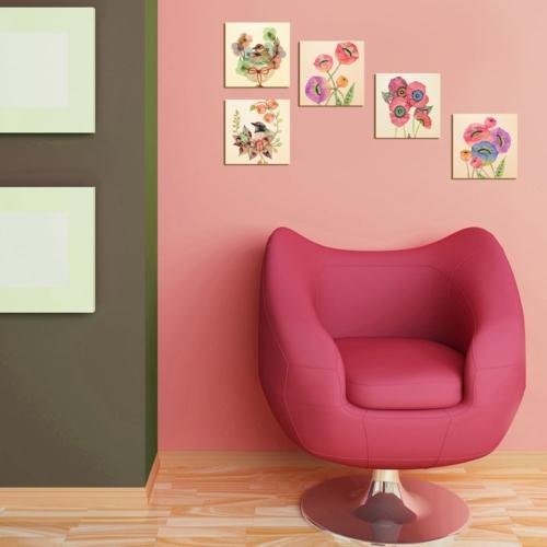 Decor Desing Dekoratif 5'li Tablo Utb083