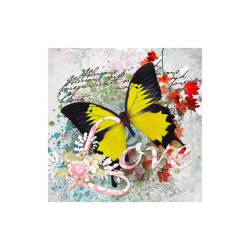 Decor Desing Dekoratif Mdf Tablo Ymdf001