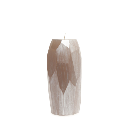 Beymen Home Vance Kitira Gemstone Candle 4X8 Quartz Pea Lila Mum