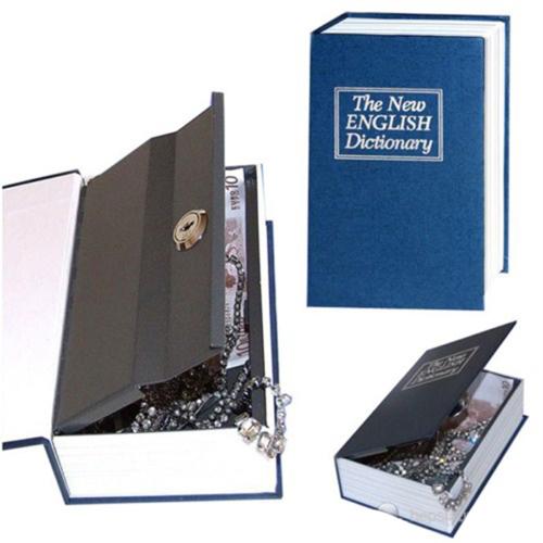 'Kitap Kasa - Book Safe Büyük Boy (24 cm)