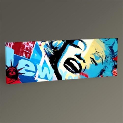 Tablo 360 Marilyn Monroe Souvenirs Tablo 60X20