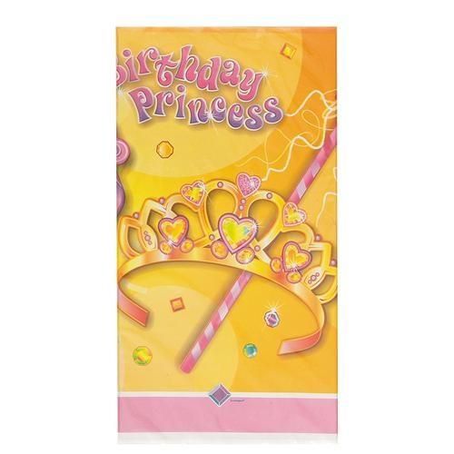 Partisepeti Birthday Princess Masa Örtüsü