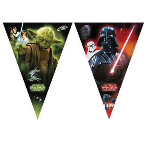 Partisepeti Star Wars Bayrak