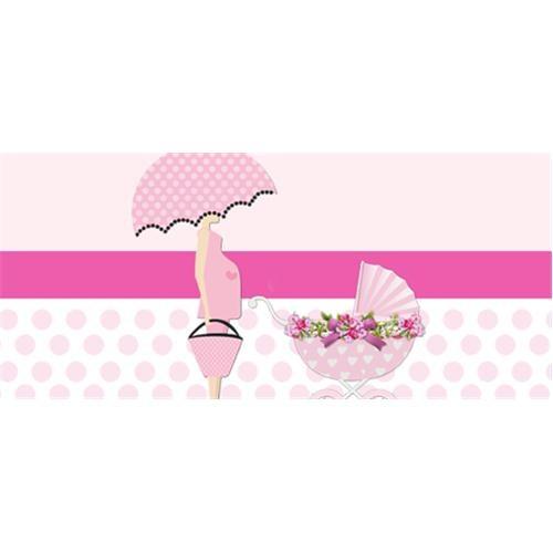 Partisepeti Baby Shower 16 Kişilik Kutlama Seti