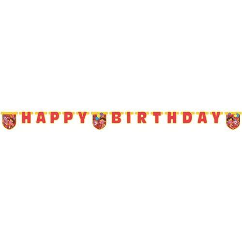 Partisepeti Dora Happy Birthday Set