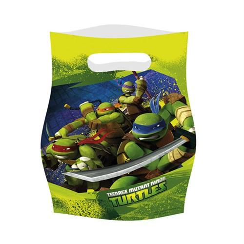 KullanAtMarket Ninja Turtles Parti Çantası