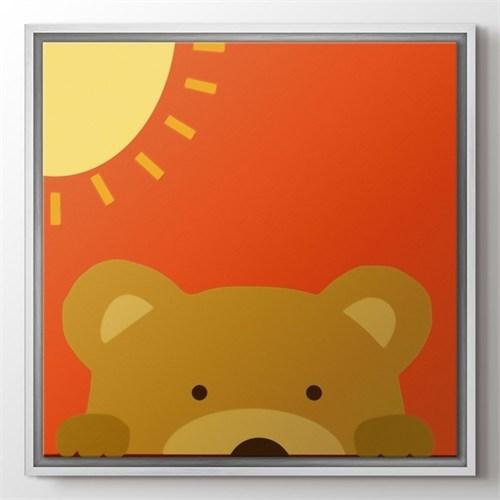 Pluscanvas - Bear Tablo