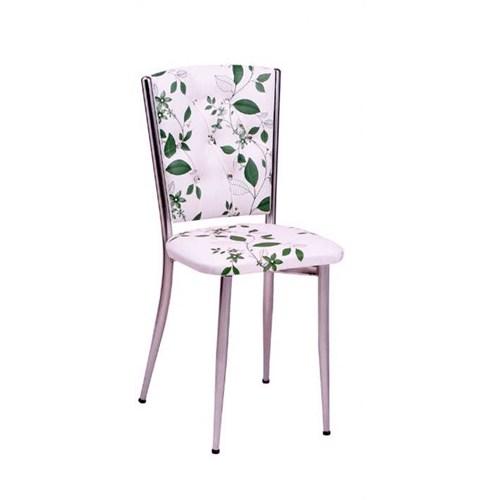 Metalia Gm165 Papatya Deri Döşemeli Sandalye