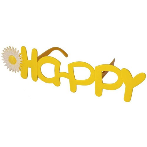 Pandoli Sarı Happy Gözlük