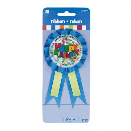 Parti Paketi Happy Birthday Konfetili Rozet