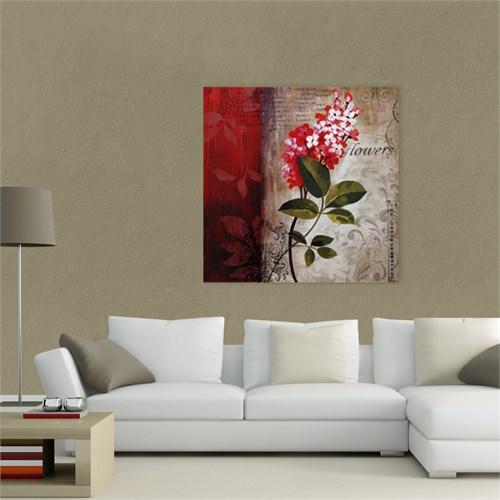 Atlantis Tablo Çiçekler 1 50X50 Cm