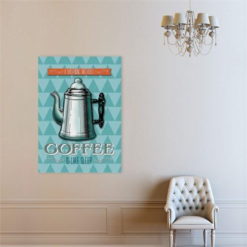 Atlantis Tablo Coffee 50X70 Cm