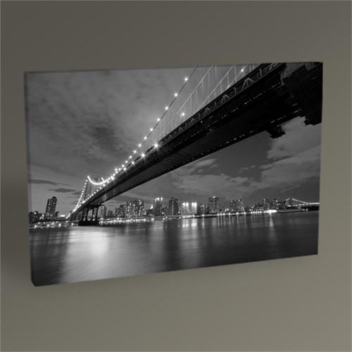 Tablo 360 New York Manhattan Bridge Tablo 45X30
