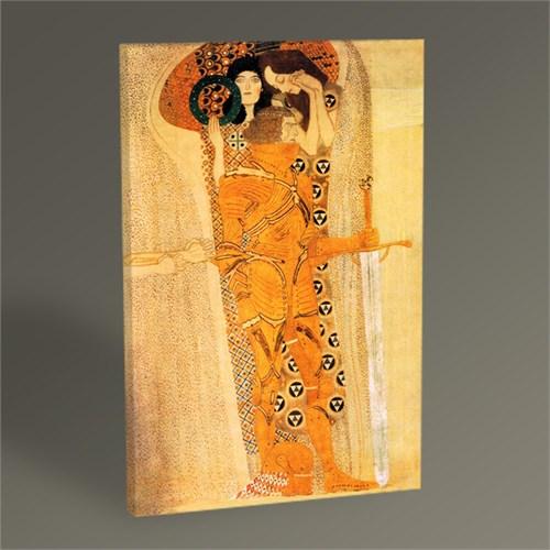 Tablo 360 Gustav Klimt Beethoven Freeze Tablo 45X30
