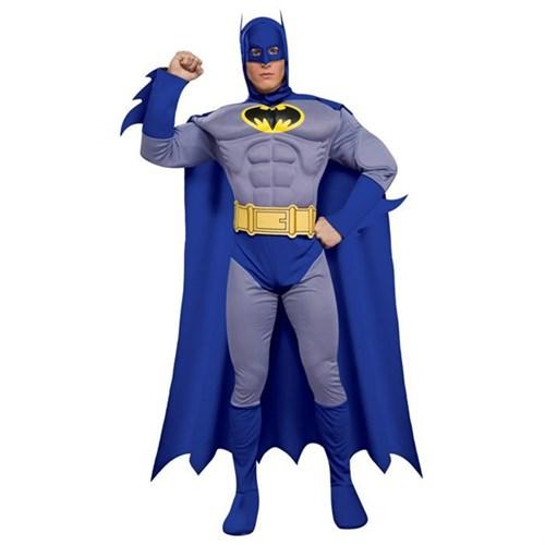 Rubies Batman Yetişkin Kostüm Small